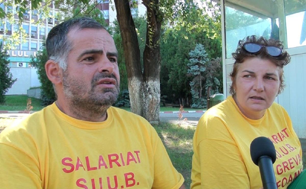 Asistenta de la Spitalul Universitar care a făcut greva foameni și a semnalat neregulile din spital, concediată!