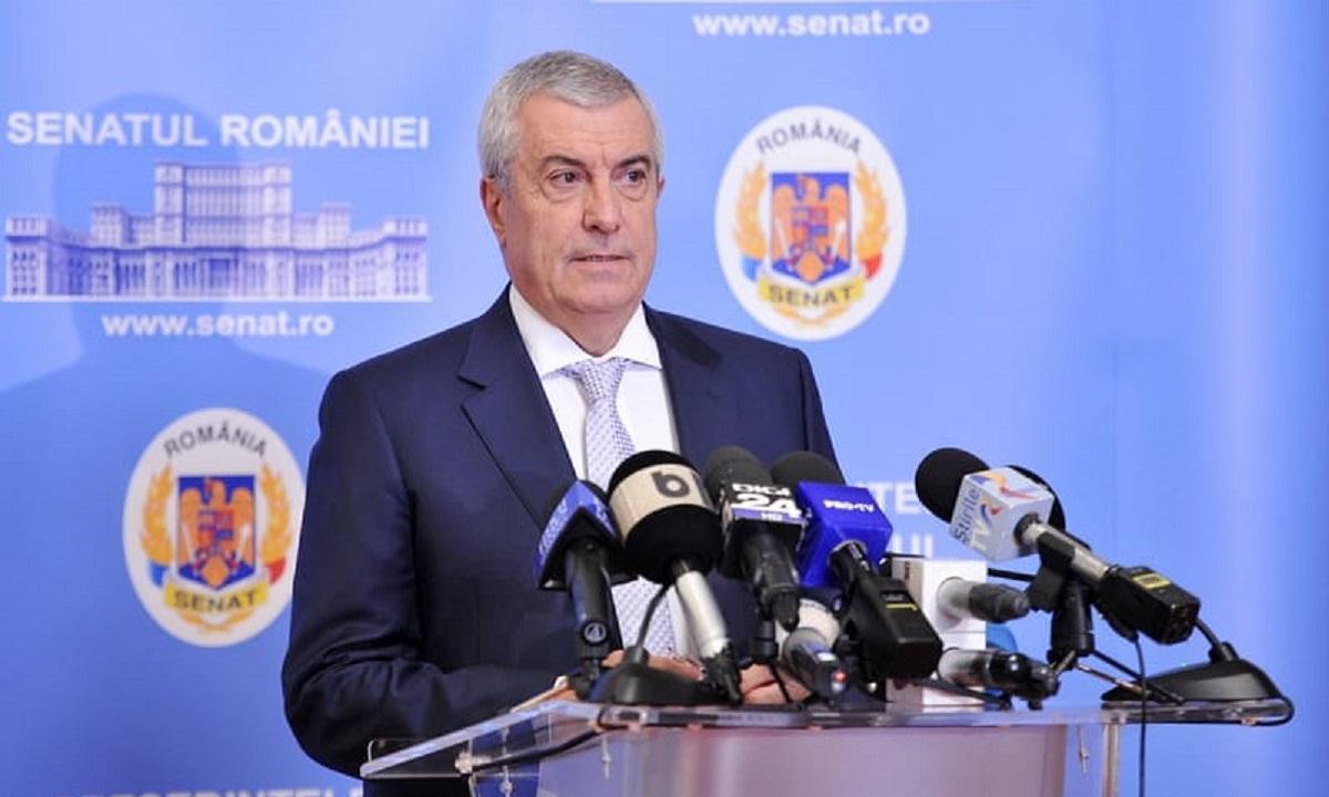 Călin Popescu Tăriceanu, audiat în comisia SPP. De ce e nemulțumit liderul ALDE