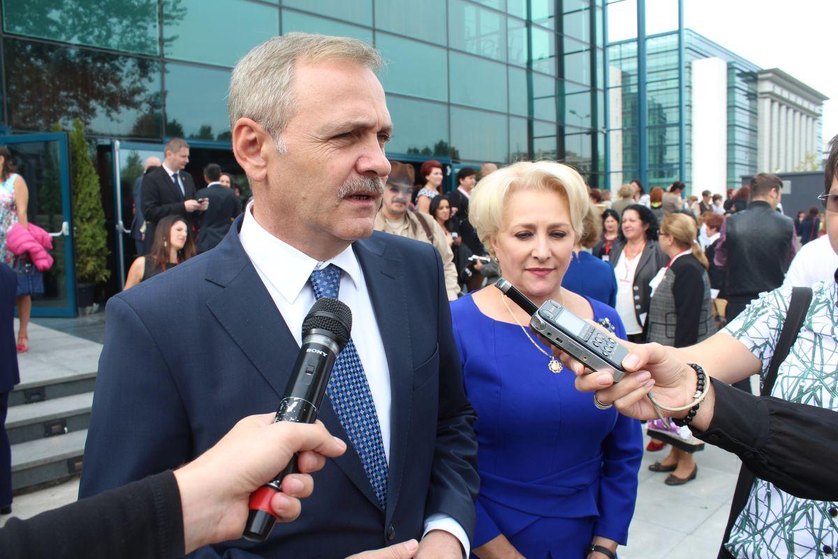 Viorica Dăncilă vrea să-l scape pe Liviu Dragnea de închisoare. Ce sesizare a fost depusă la CCR