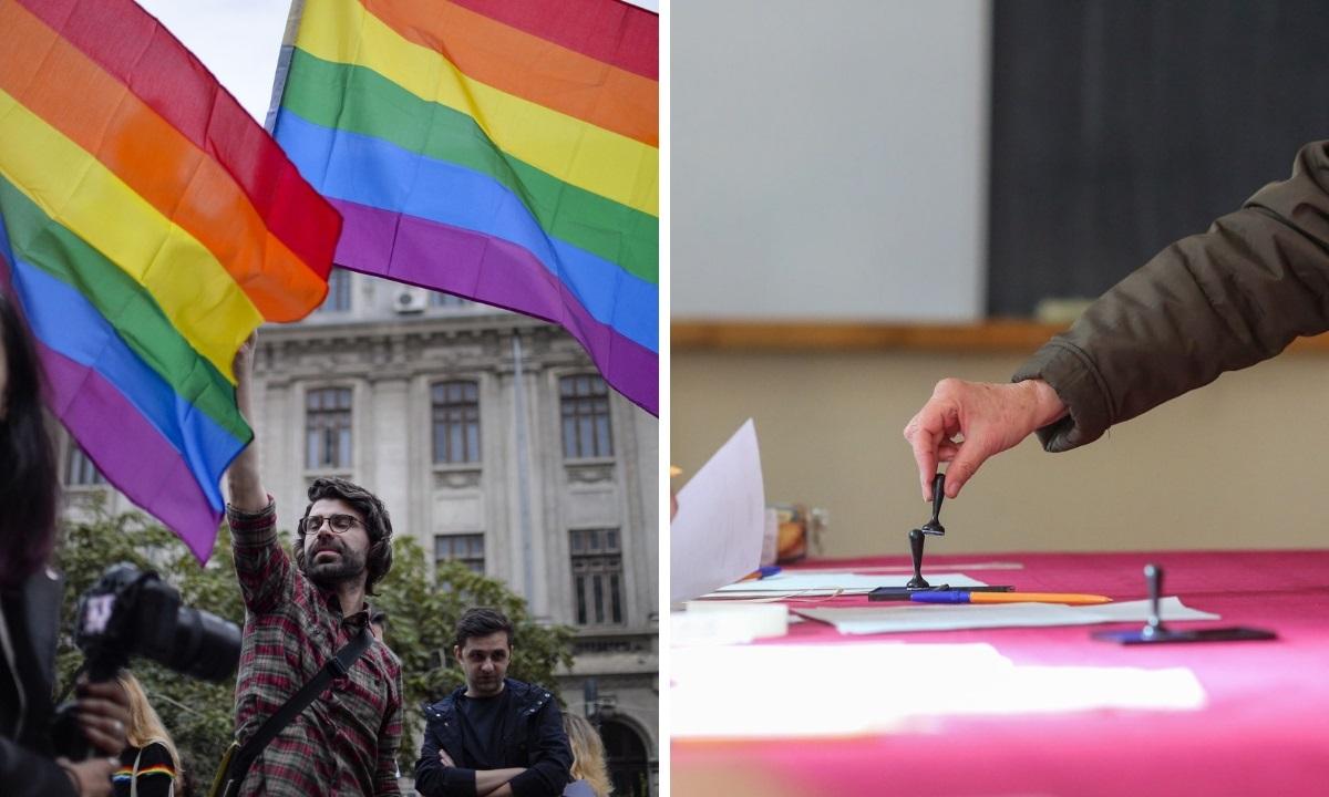 """Comunitatea LGBT, primele reacții după rezultatul referendumului: """"Nu mai putem fi dați la o parte și ignorați"""""""