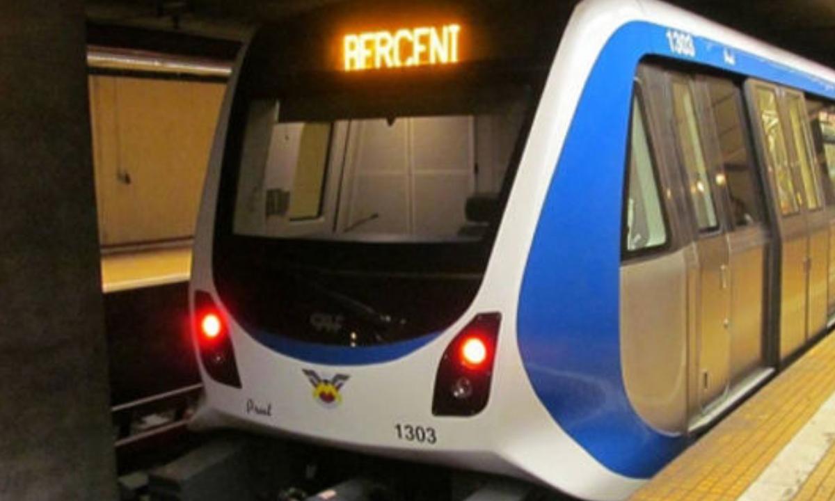 Defecțiune la metrou pe magistrala M2 Berceni - Pipera