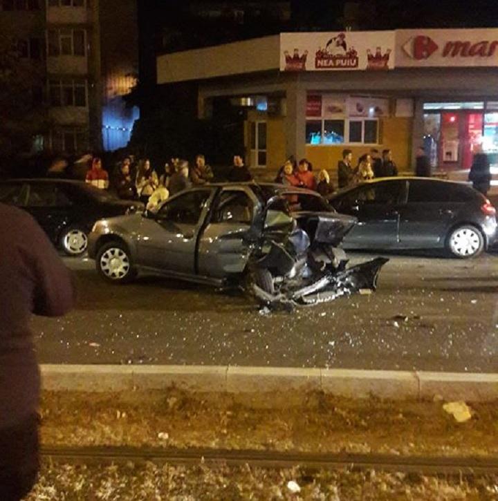 Accident grav provocat de fiul lui Leonard Doroftei