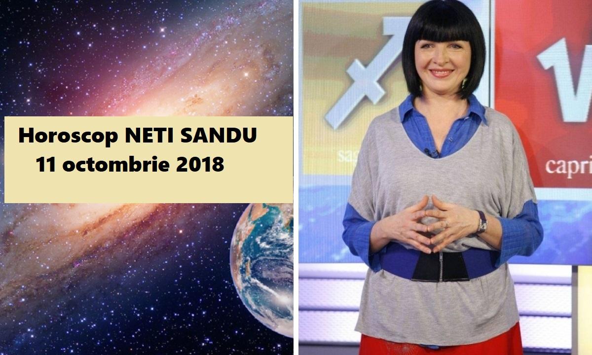 Horoscop Neti Sandu 11 octombrie 2018. Zodia care trebuie să meargă neapărat la medic