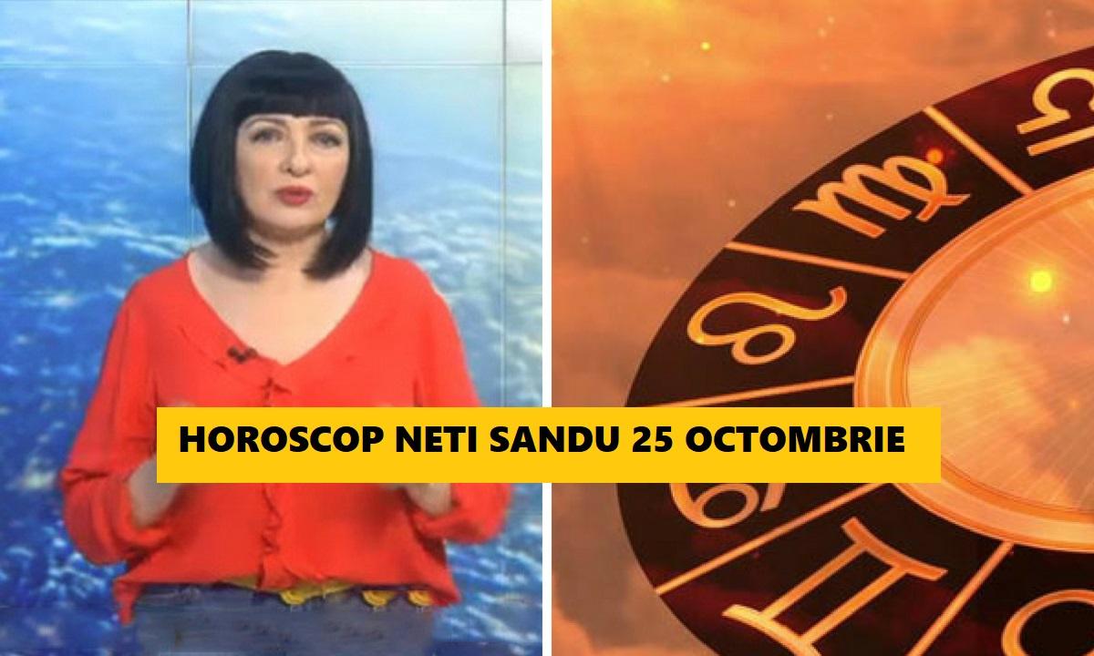 Horoscop Neti Sandu 25 octombrie 2018. Zodiile care pot relua o relație azi