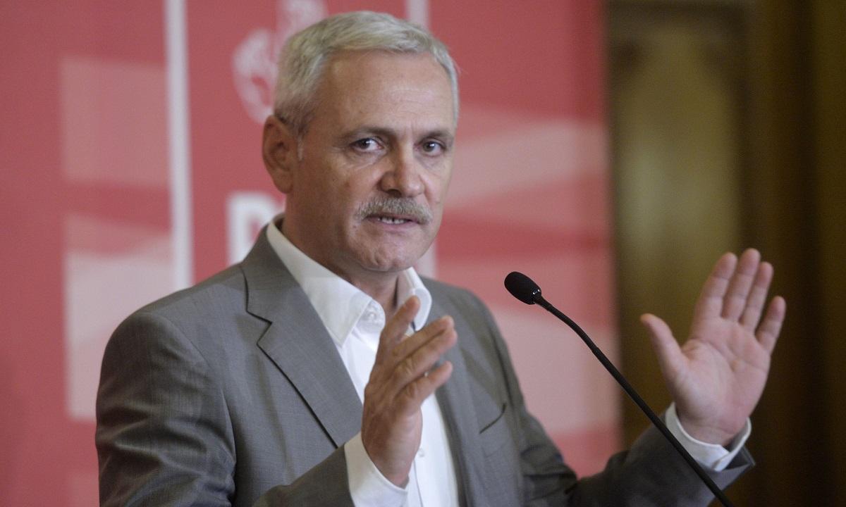 Liviu Dragnea demisionează din PSD? Dragnea: PSD trebuie să își aleagă un candidat. O propun pe Firea