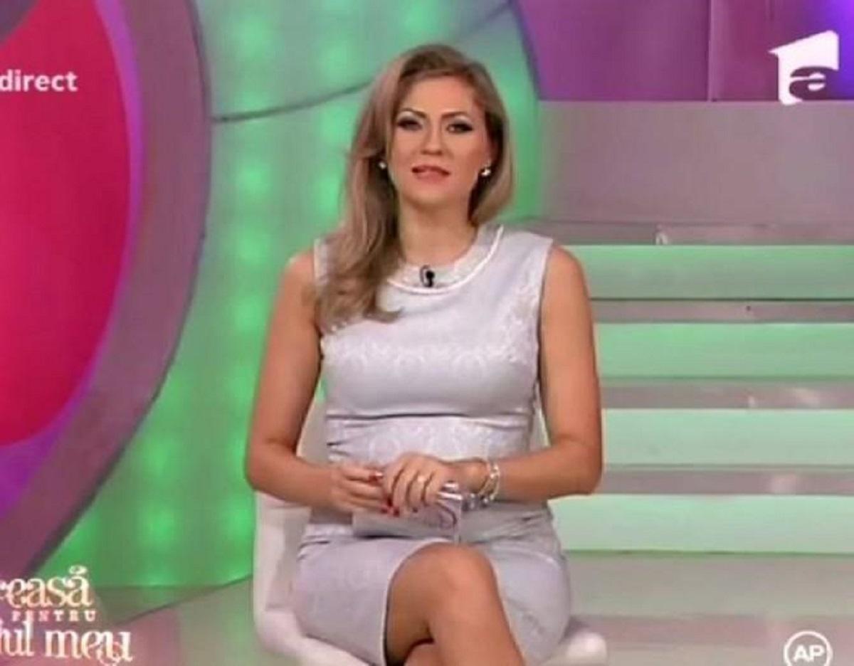 Mirela Boureanu Vaida este însărcinată! Va avea....