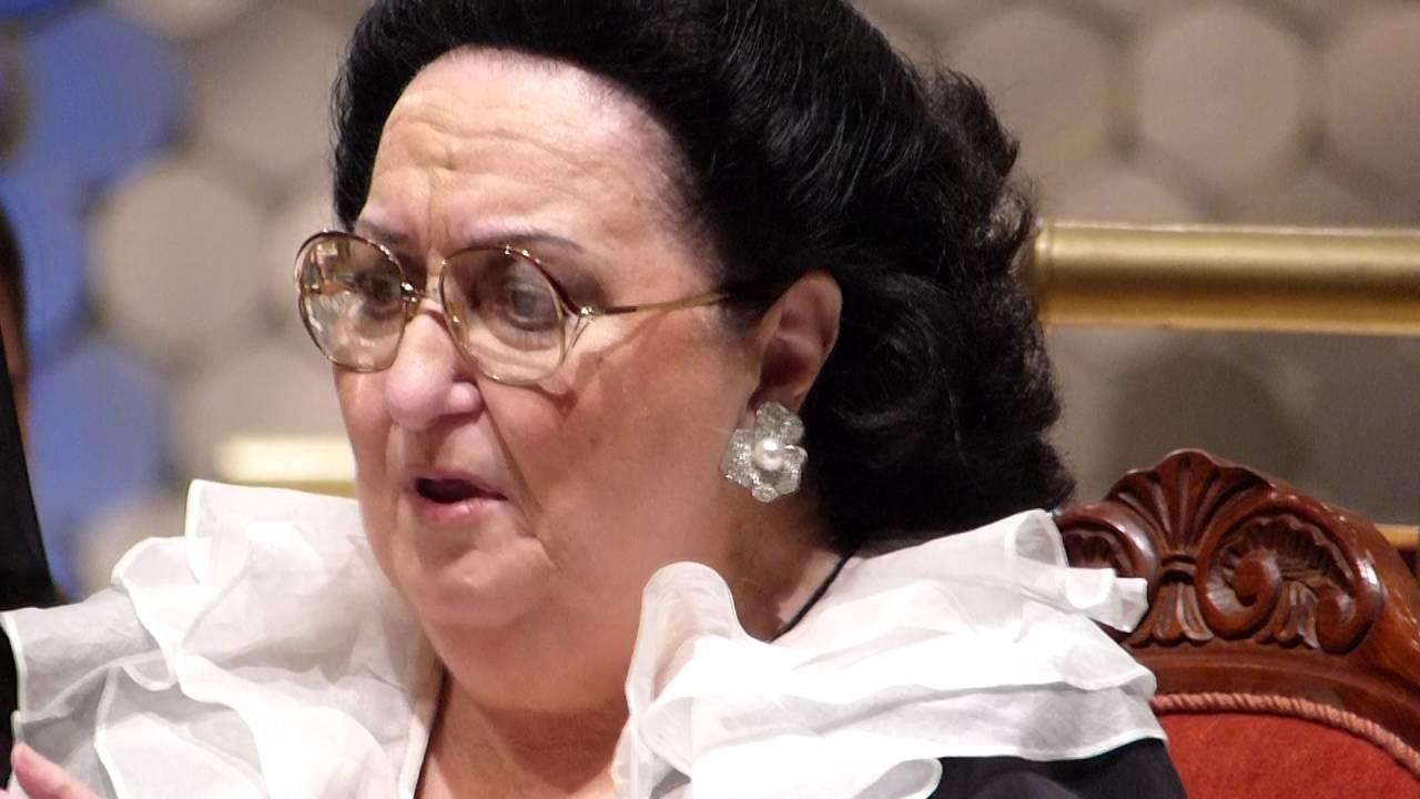 Marea soprană Monsterrat Caballe a murit în Spania