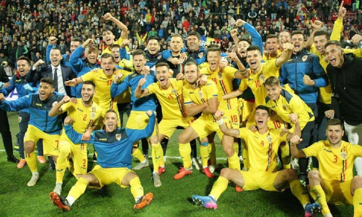 "România U21 merge la EURO 2019: ""Azi am scris istorie"""