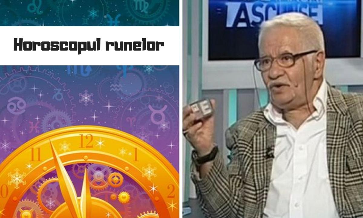 Horoscop săptămânal Mihai Voropchievici 5 - 11 noiembrie 2018 - Horoscopul runelor
