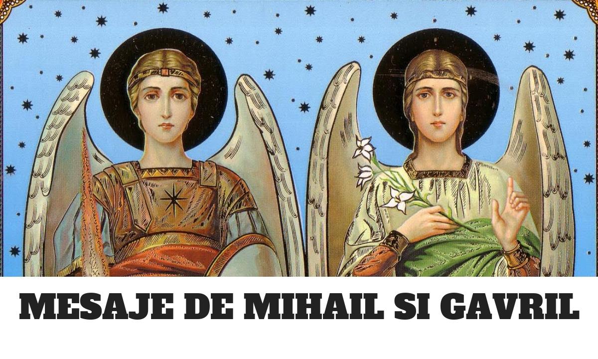 Mesaje de Mihail și Gavril - Urări frumoase de la mulți ani