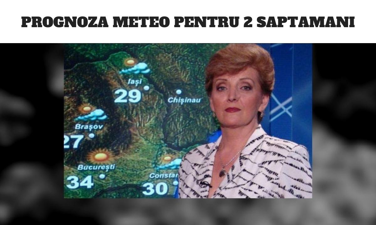 Prognoza meteo pentru 2 săptămâni. Ce anunță specialiștii ANM