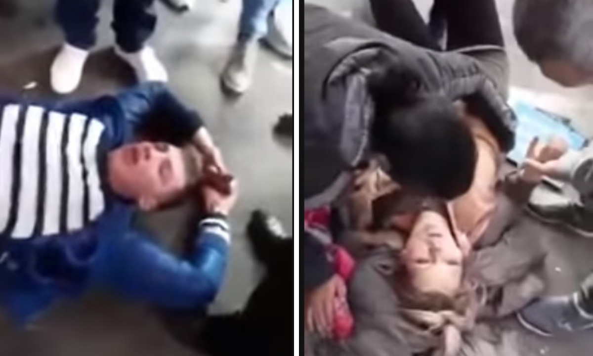 Atac Brăila - În ce stare se află victimele și ce s-a întâmplat cu atacatorul
