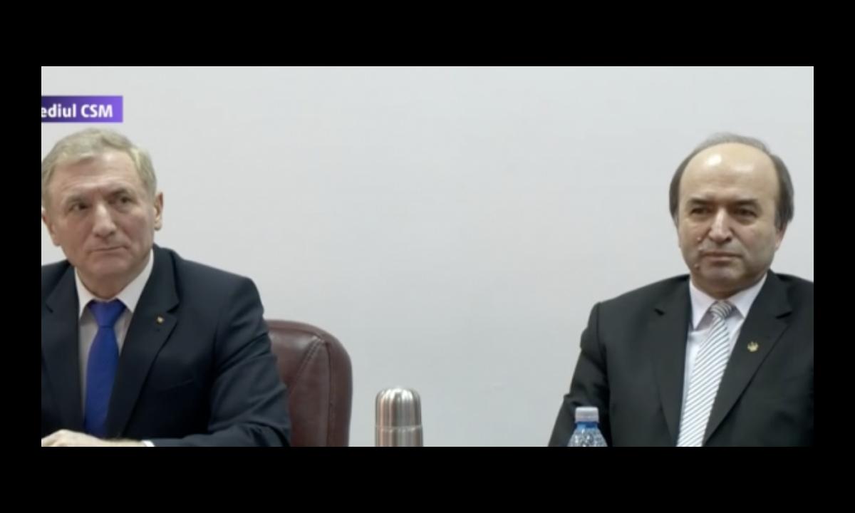 Decizia CSM în cazul revocării lui Augustin Lazăr