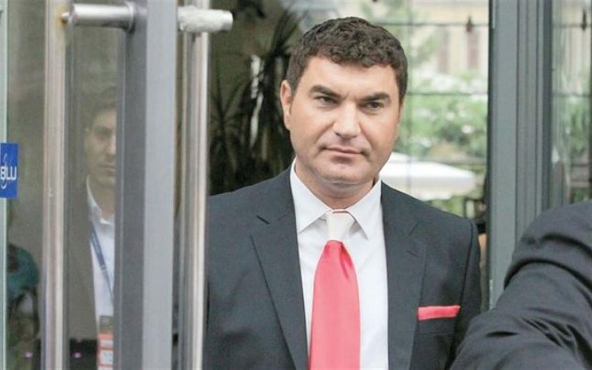 Cristi Borcea, pus sub control judiciar, pe o cauţiune uriaşă