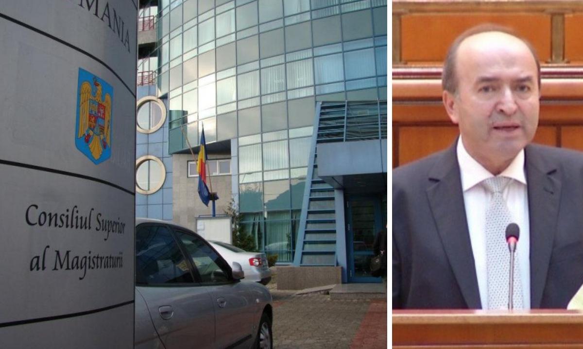 CSM îi dă planurile peste cap lui Tudorel Toader în cazul revocării lui Augustin Lazăr