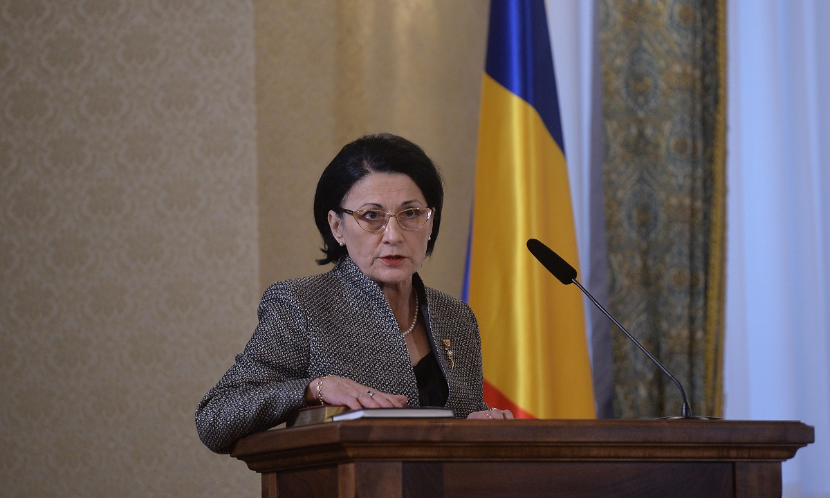 Ecaterina Andronescu: Nu cred că Liviu Dragnea își va da demisia
