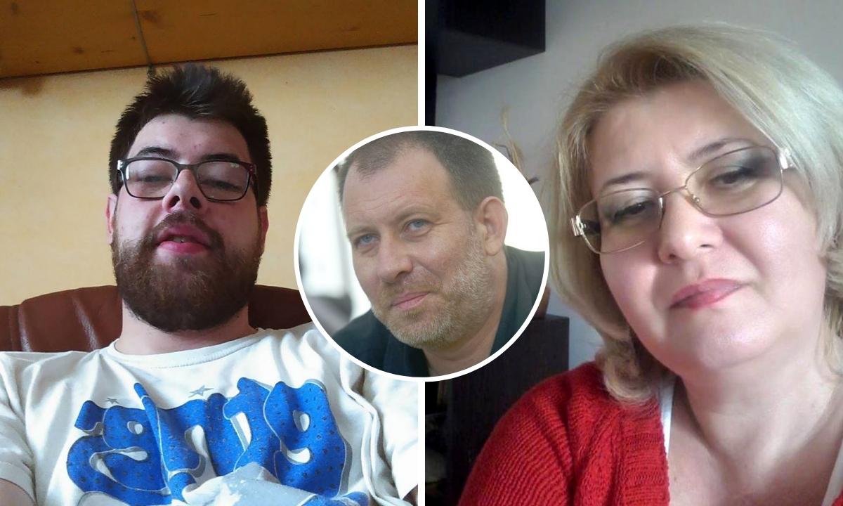 Ce au făcut fiul lui Florin Busuioc și sora acestuia după ce prezentatorul a făcut infarct