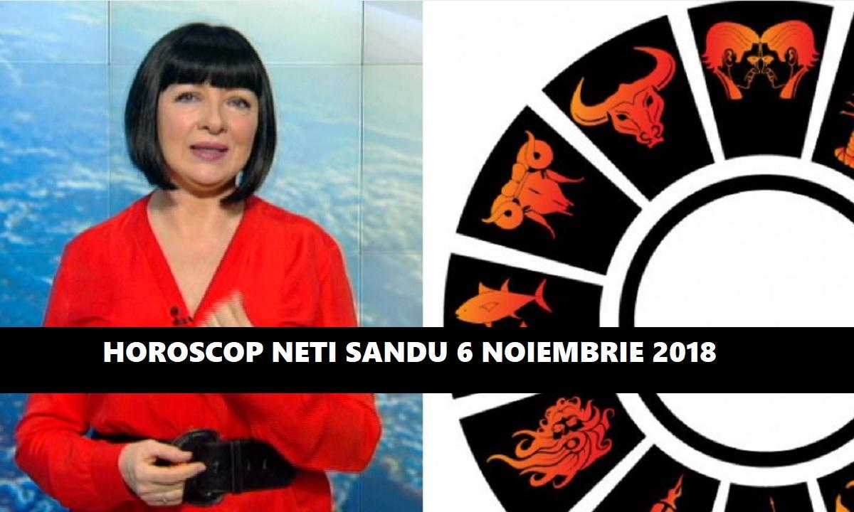 Horoscop Neti Sandu 6 noiembrie 2018. Zodia care primește vestea venirii pe lume a unui copil