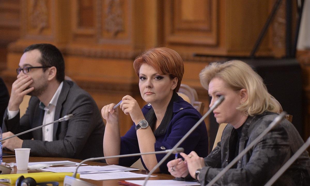Lia Olguța Vasilescu, fost ministru al Muncii, critică inițiativa celor care vor să abroge Ordonanța de Urgență 114, act legislativ care a fost adoptat anul trecut.