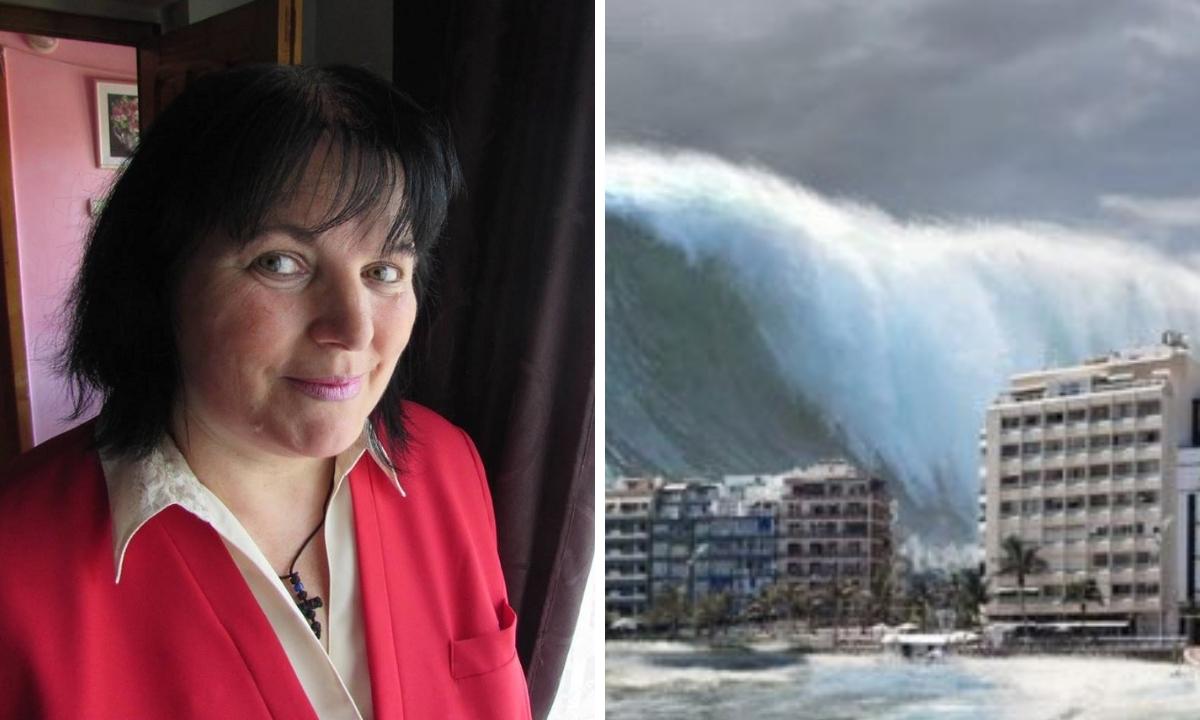 """Maria Ghiorghiu, o nouă previziune: """"Va avea loc un tsunami"""""""