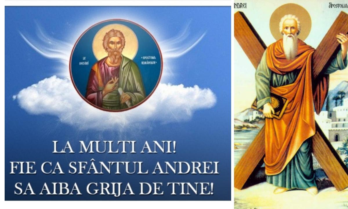 Cele mai frumoase mesaje de Sfântul Andrei 2018 pentru cei dragi