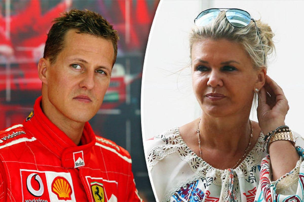 Mesajul rar al soției lui Michael Schumacher despre starea fostului pilot