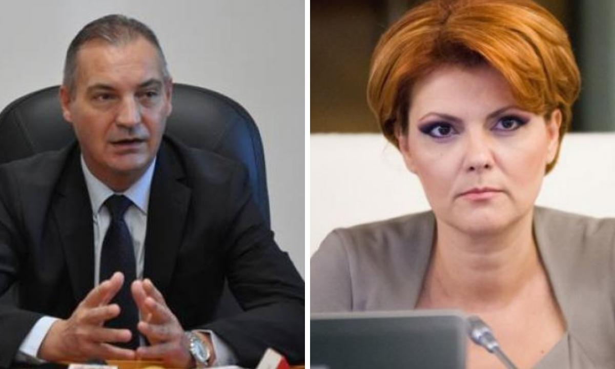 Mircea Drăghici demisionează din funcţia de secretar al Camerei Deputaţilor