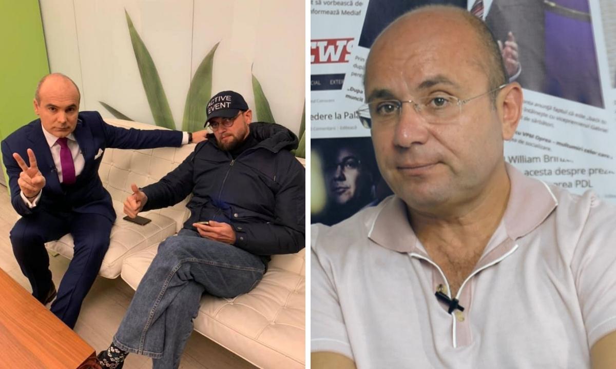 Rareș Bogdan își anunță demisia de la Realitatea TV. Oreste, interzis!