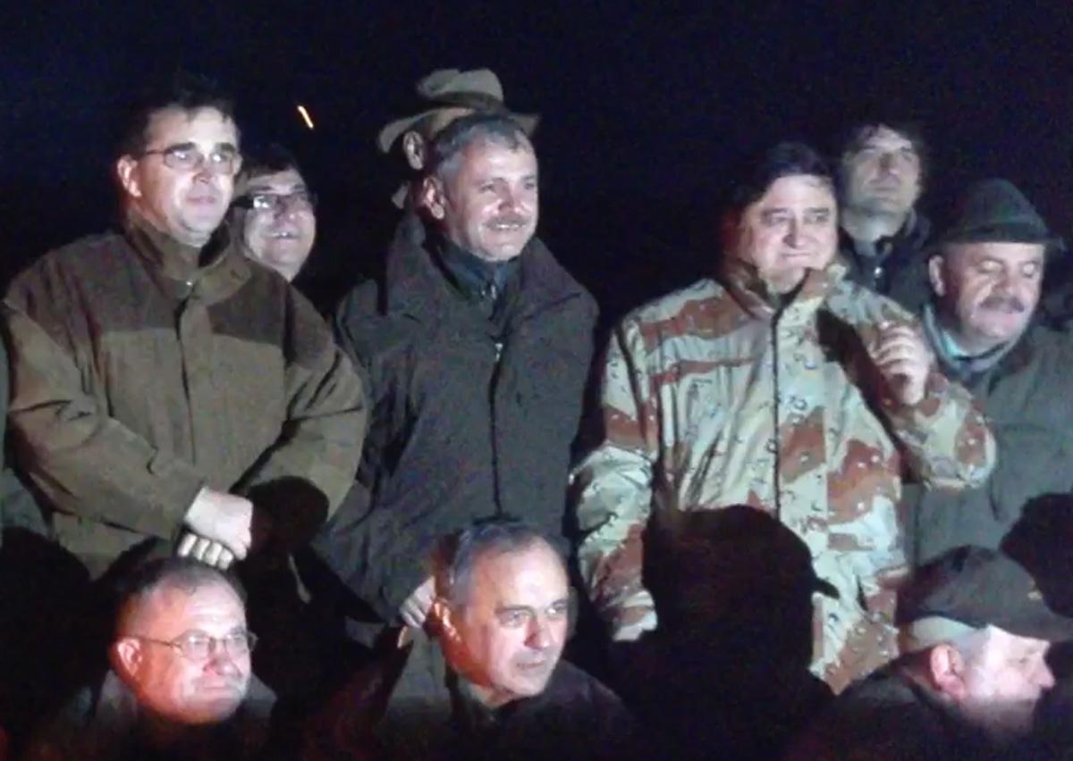#Teleormanleaks: Partidele de vânătoare exclusiviste ale lui Liviu Dragnea. Cine mai participa