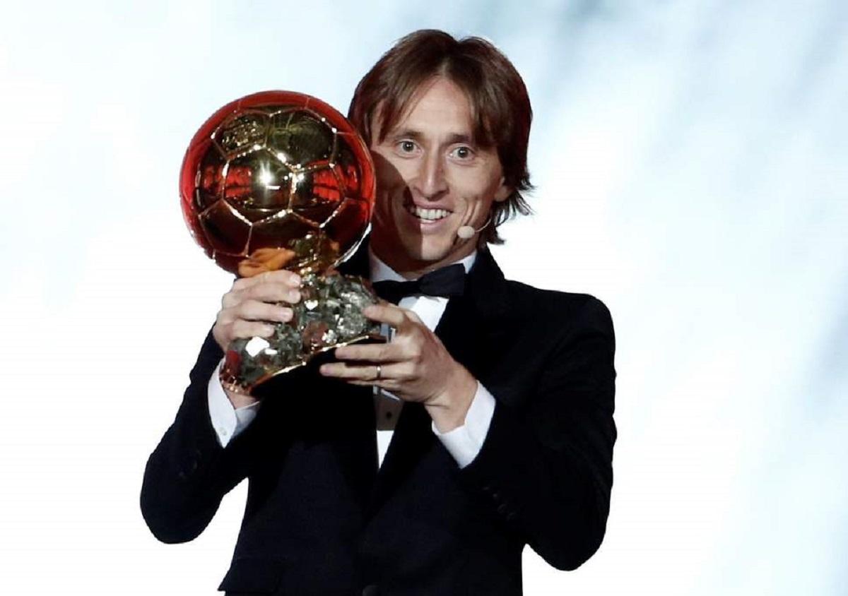 Clasament Balonul de Aur 2018. Luka Modric este câștigătorul!