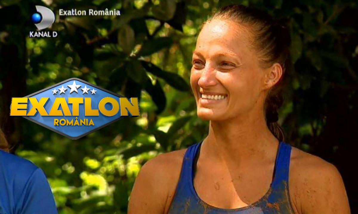 Beatrice Olaru a câştigat finala Exatlon sezonul 2