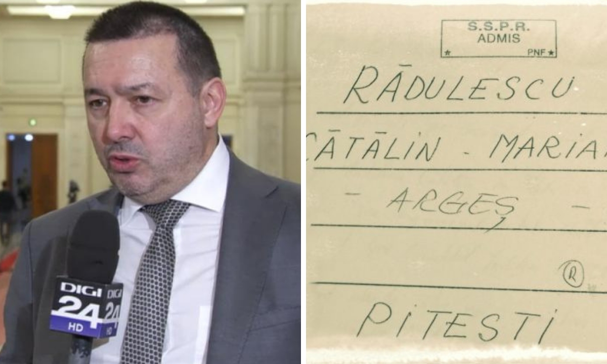Dosarul de revoluționar al lui Cătălin Rădulescu, plin de minciuni și inexactități