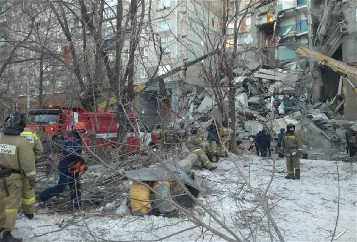 Trei persoane, ucise după o explozie produsă la un imobil