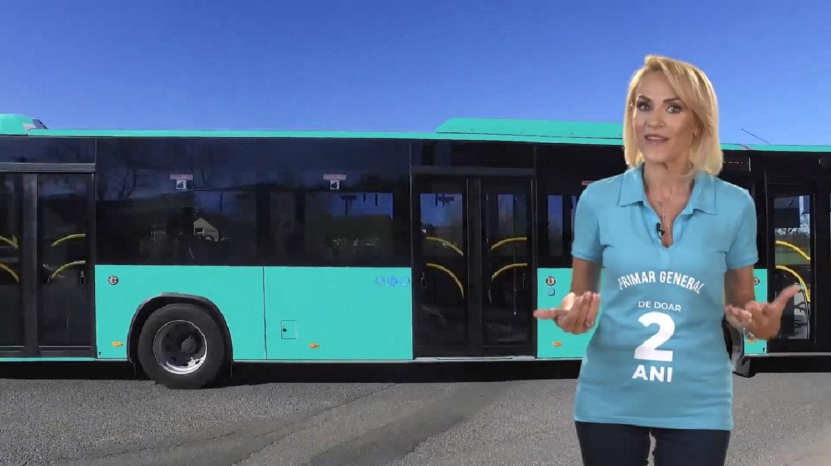 Se cere demisia Gabrielei Firea! Șoferii STB, nemulțumiți de autobuzele Otokar