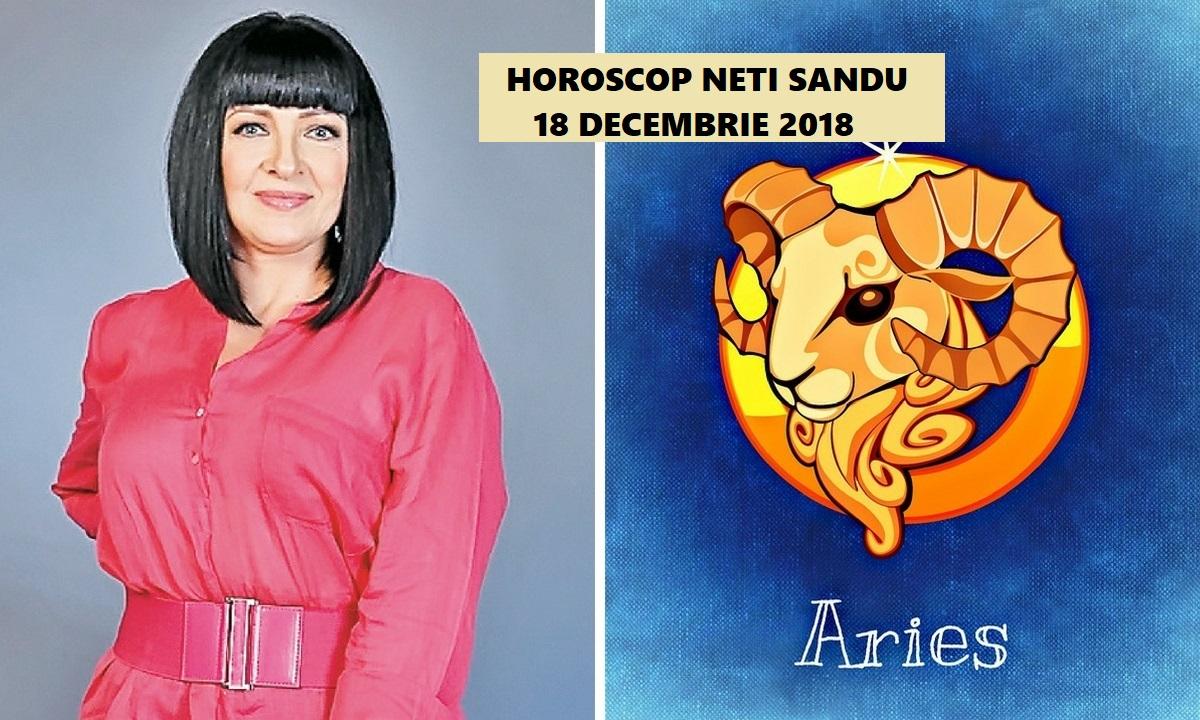 Horoscop Neti Sandu 18 decembrie 2018. Zodia care riscă să rămână fără bani azi