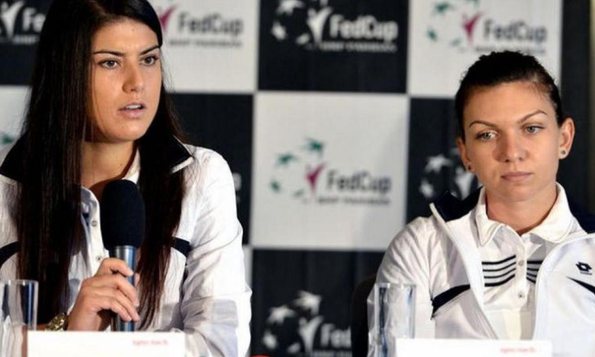 Tenis: Sorana Cîrstea s-a retras din echipa de Fed Cup a României