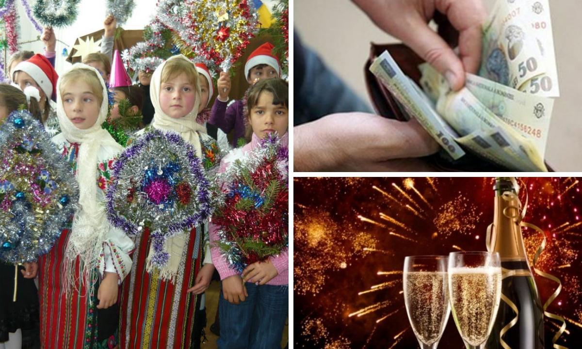 Superstiţii de Revelion din România şi din lume. Ce să faci în noaptea dintre ani