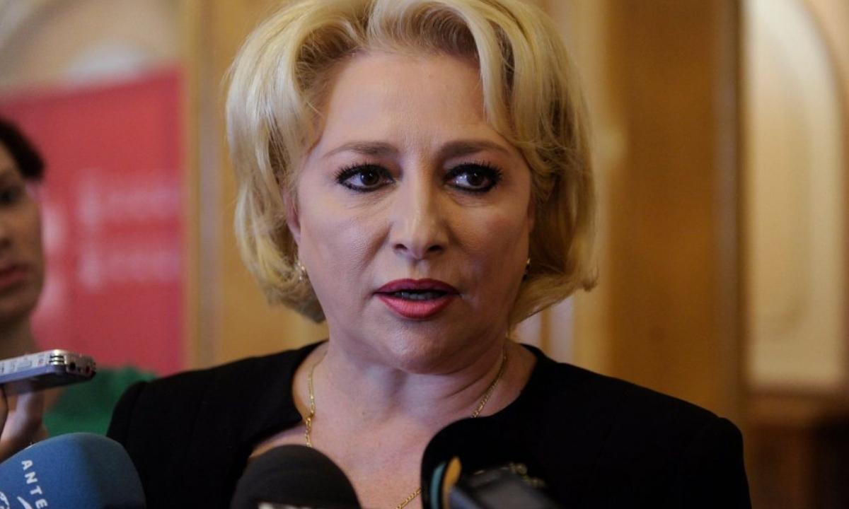 Dăncilă anunță că o va elibera din funcție pe Anca Alexandrescu. Voi decide și în legătură cu Vâlcov