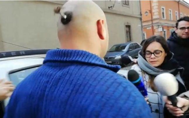 Cine este și cum arată criminalul care a decapitat cu drujba un om. Prima declarație a criminalului. Doru Sebastian Munteanu