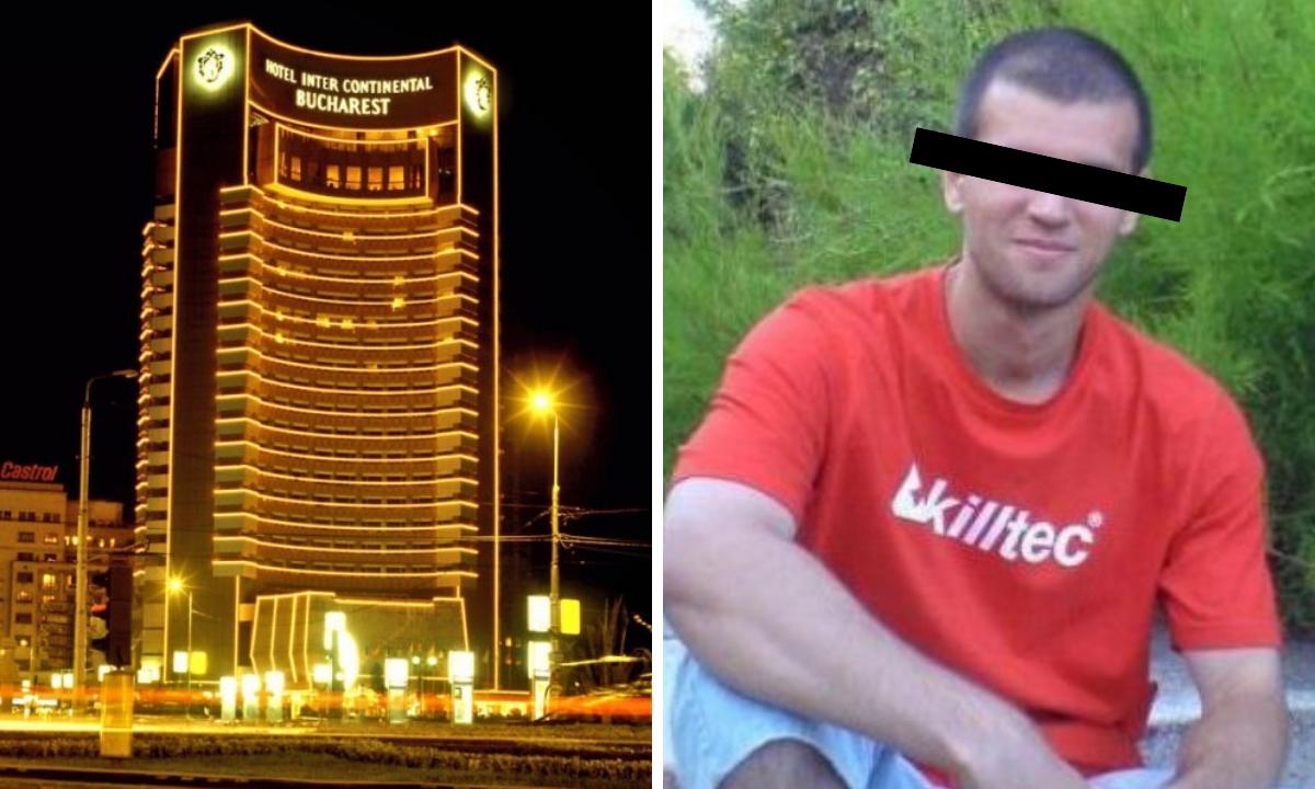 Cine este bărbatul care s-a sinucis la Hotel Intercontinental și de ce a făcut asta