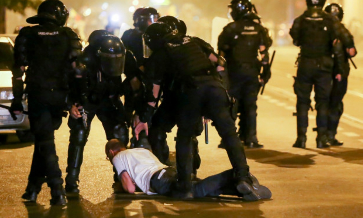 ONU anchetează violențele Jandarmeriei de la protestul din 10 august