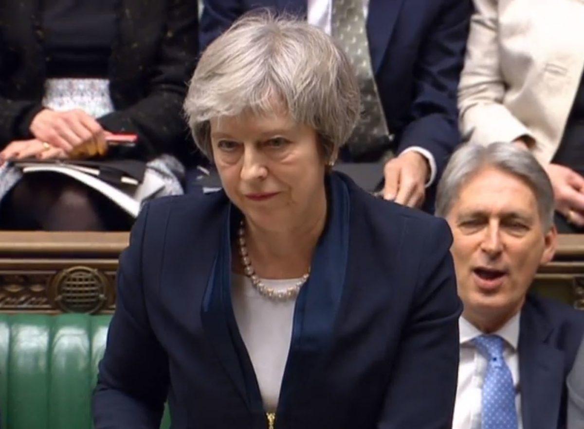 Planul Theresei May pentru Brexit. Ce a decis premierul britanic