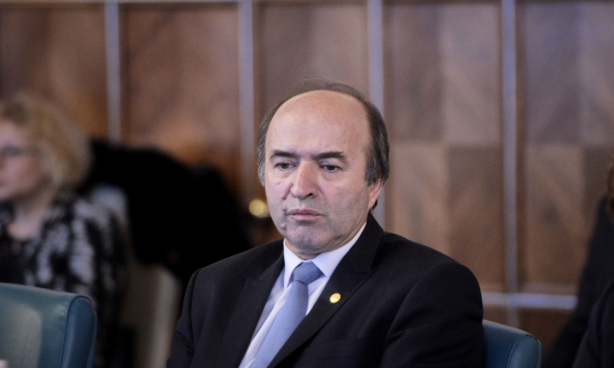 Tudorel Toader este din nou rector la universitatea Alexandru Ioan Cuza din Iasi
