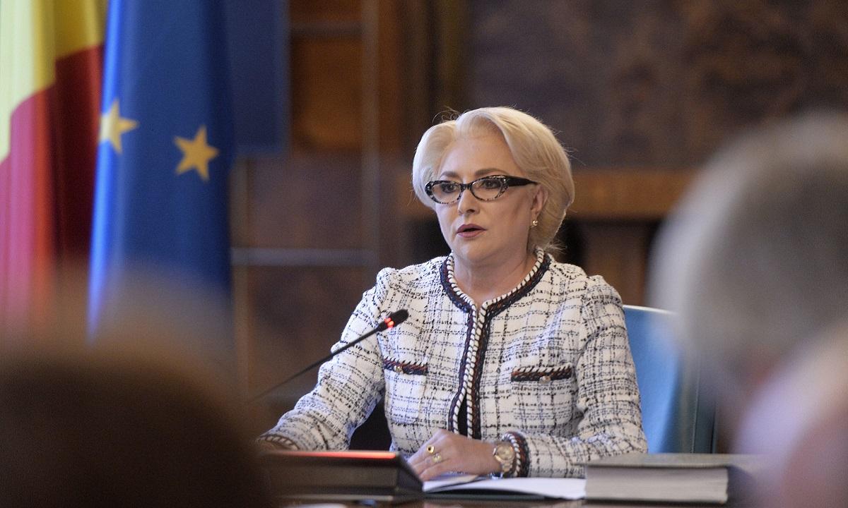 (SURSE) Viorica Dăncilă preia conducerea PSD. După ce Liviu Dragnea a fost condamnat la închisoare