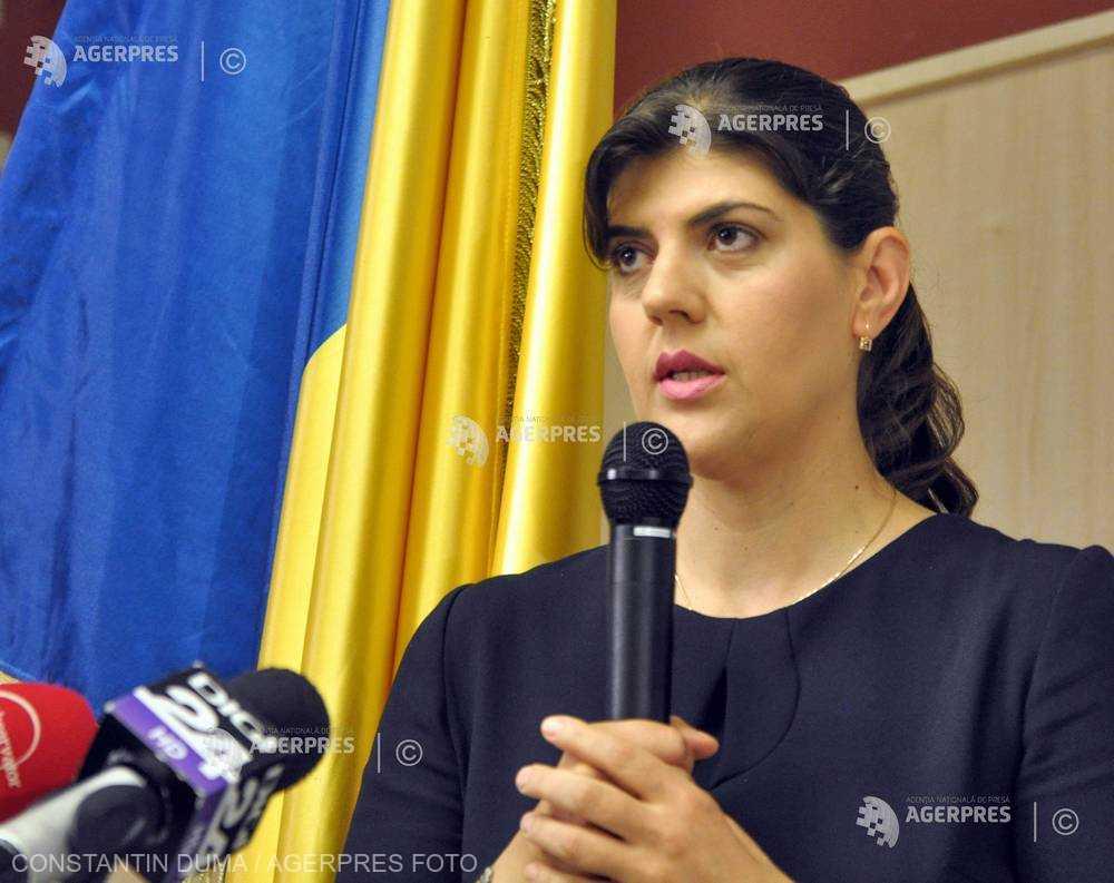 Laura Codruța Kovesi este așteptată la audieri la ora 13:00. Ce a declarat Kovesi aseară