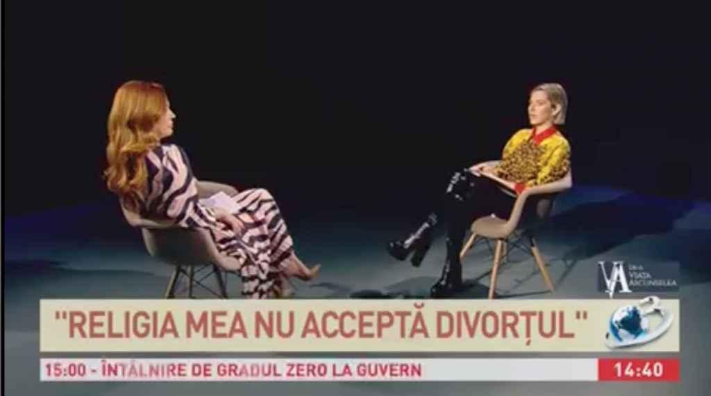Lidia Buble despre căsătoria cu Razvan Simion, divorț și relații