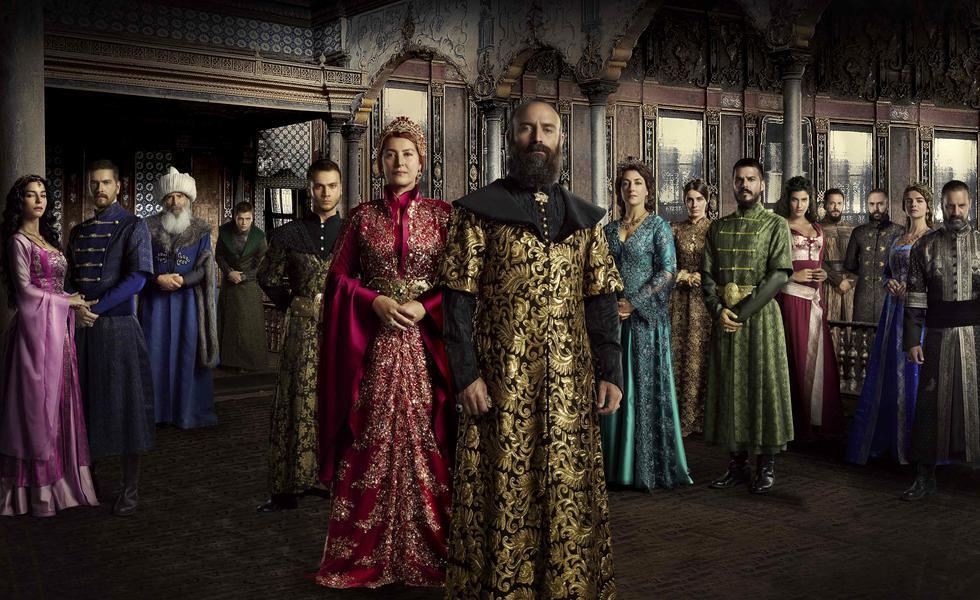 """Suleyman Magnificul"" revine la Kanal D?"