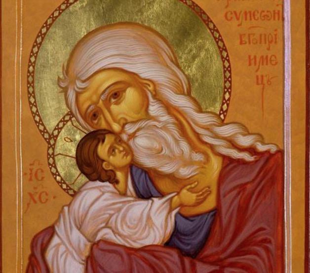 Calendar ortodox 3 februarie 2019 - Sfântul Simeon