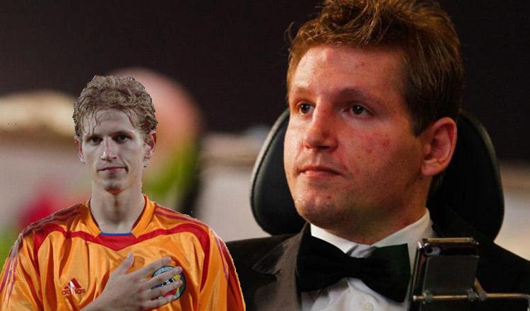 După 7 ani, Mihai Neșu a renunțat la scaunul cu rotile!