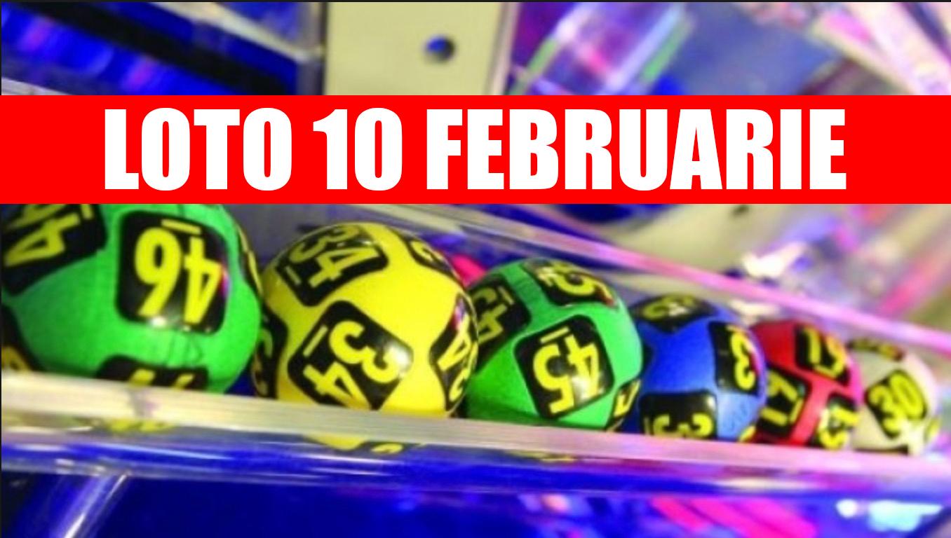 Rezultate loto 10 februarie 2019. Numerele extrase la Loto 6 din 49, Joker, Noroc